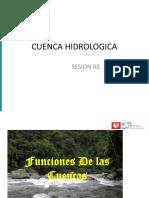 SESION 02 LA CUENCA HIDROLOGICA.pptx