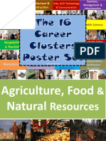 2 - 16 Career Clusters Poster Set