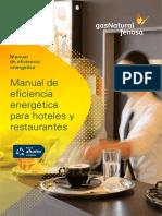 Manual de Eficiencia Energetica Hoteles y Restaurantes