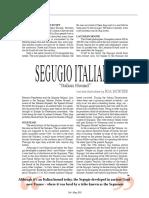 "Canine Chronicle â€"" Segugio Italiano (Italian Hound) - Ria Hörter"