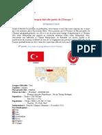 antique Turquie - Groupe 3