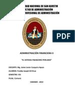 Sistema peruano