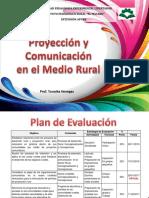 Programa Proyección y Comunicación Rural