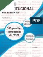 500 Questões - Demonstrativo