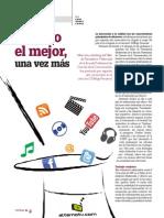 Alternotv en Revista Veritas Nº 81