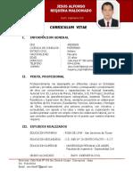 c.v Jesus Requena Maldonado - Julio 2,019
