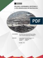 Evaluacion-geologica, Geodinamica, Geotecnica y Ambiental de Ñaupa Iglesia