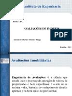 PALESTRA - AVALIAÇÕES DE IMÓVEIS.pdf