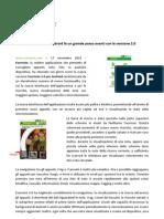 Comunicato Stampa - Evernote 2.0 per Android
