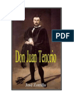 Don Juan Tenorio en Escenas