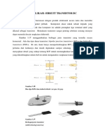 Application DC Transistor Circuits (107-108)