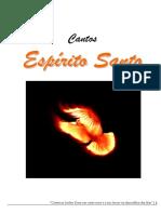Cantos - esp Santo.docx