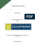 3.1 Alfonso Atencio. Construir El Marco Conceptual