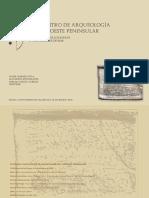 Suárez Padilla Et Al_2013_Excavaciones en Extensión de La Universidad de Málaga (UMA) en El Yacimiento De
