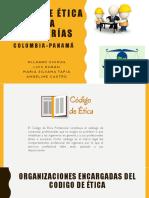 Código de Ética Para Ingenierías