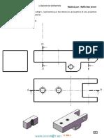 Cours - Technologie Dessin de Définition - 2ème Sciences (2014-2015) Mr Rafik Ben Amor (1)