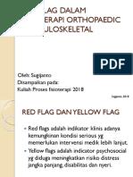 9. Red Flag Untuk Fisioterapi Upper Quarter