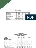Analisis EVA Valor Agregado Creacion o Destruccion EMPRESA ROSY Col Cont Publicos Nicaragua.xlsx