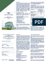 MDP Brochure 2019