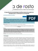 A importância da metodologia científica através do projeto de pesquisa para a construção da monografia.pdf