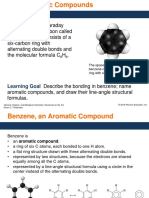 CH12 8 Aromatic Compounds GOB Structures 5th Ed