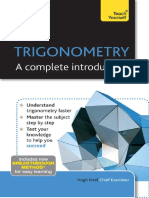 Trigonometry - A Complete Introduction - Teach Yourself - Hugh Neill - 2013