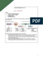 DP 4 - 5 Influences on Financial Management Activities
