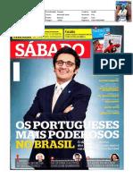 12.06.14 - Sábado - Os Portugueses Mais Poderosos No Brasil