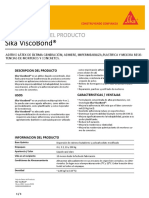 Co-ht Sika ViscoBond