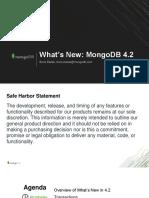 MongoDB 4.2.pdf
