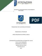 Informe 2 Laboratorio de Fisica