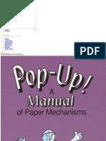 Pop Up_a Manual of Paper
