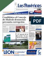 DIARIO LAS AMÉRICAS Edición digital del miércoles 23 de octubre de 2019