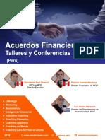 tratos financieros