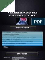 Rehabilitacion Del Enfermo ACV
