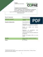 TDR, Estudio Comparativo Sobre Jurisprudencia y Lesgislación Sobre El Derecho de Consulta, Establecido en El Convenio 169 de La O IT en El Ámbito Latinoamericano