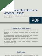 Acontecimientos Claves en América Latina