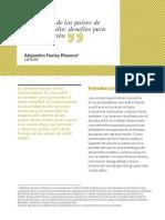 La Trampa Del Ingreso Medio - Alejandro Foxley Rioseco