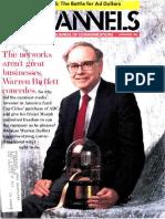 Channels 1984 11 Warren Buffett