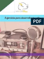 WriterMuse - 8 Ejercicios Para Desarrollar Tu Estilo