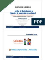Estrategias de Mantenimiento en Estaciones de Compresión de Gas Natural - Harold Alconz MSc. CMRP 2pp-Ac