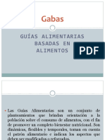 Gabas Guias Clase No 3