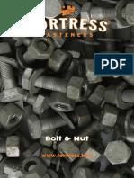 Fortress Bolt & Nut Range 2017 Web