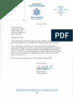 Breslin Letter