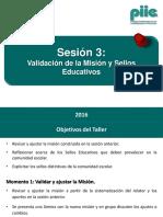 PME Mision y visión