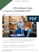 Reforma Da Previdência_ Guia Completo e Atualizado 2019 - Blog FIA