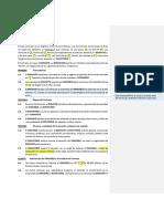 Modelo de Contrato de Donación de Inmueble