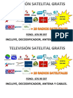 Television Satelital Gratis