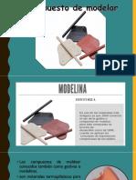 COMPUESTO DE MODELAR