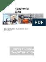 3. Historia y Filosofia Lean